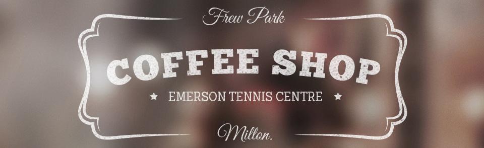 Frew Park Coffee Shop